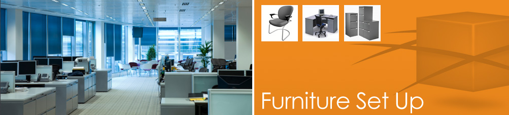 Office Furniture Set Up Bay Area | Layout Configurations